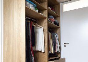 Individueller Kleiderschrank